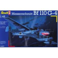Revell 1/48 Немецкий ночной истребитель Messerschmitt Bf-110G-4. № REV_04857