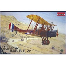 Roden 1/48 Британский лёгкий бомбардировщик Royal Aircraft Factory B.E.2c. № 426