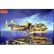 Roden 1/48 Американский самолёт «Grumman OV-1D Mohawk». № 413