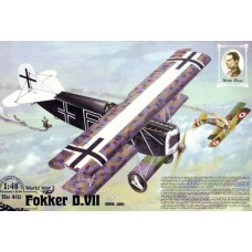 Roden 1/48 Германский самолет Fokker D.VII OAW (mid production). № 418