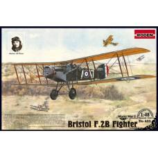 Roden 1/48 Британский лёгкий бомбардировщик Bristol F.2B Fighter. № 425