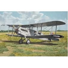 Roden 1/48 Британский самолёт de Havilland DH4a (пассажирский вариант). № 431