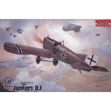 Roden 1/48 Германский истребитель Junkers D.I (ранний). № 433
