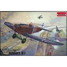 Roden 1/48 Германский истребитель Junkers D.I (версия с коротким фюзеляжем). № 434