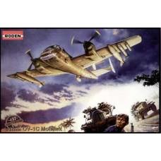 Roden 1/48 Американский самолёт Grumman OV-1 «Mohawk». № 437