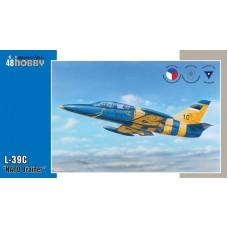"Special Hobby 1/48 Учебно-боевой самолёт Aero L-39C ""Albatros"" (NATO Trainer). № 48171"