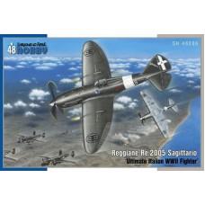 Special Hobby 1:48 Итальянский истребитель Reggiane Re.2005 Sagittario. № 48206