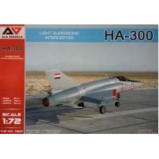 "A&A Models 1/72 Легкий истребитель Helwan HA-300 ""Kahira"" ВВС Египта. № 7207"