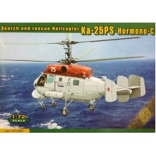 ACE 1/72 Советский поисково-спасательный вертолет Ка-25ПС. № 72307
