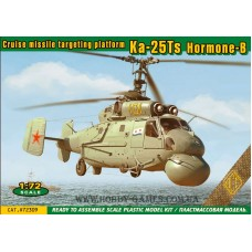 ACE 1:72 Советский вертолёт целеуказания Ка-25Ц. № 72309