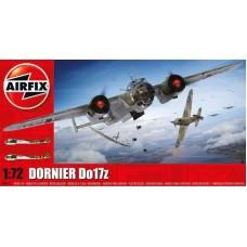 Airfix 1:72 Немецкий средний бомбардировщик Dornier Do 17Z. № A05010