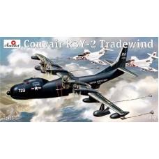 Amodel 1/72 Американская транспортная летающая лодка Convair R3Y-2 Tradewind. № 72037