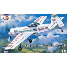 Amodel 1/72 Российский спортивно-пилотажный самолет Сухой Су-31. № 72271