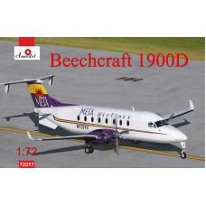 Amodel 1/72 Американский административный самолёт Beechcraft 1900D. № 72317