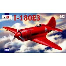 Amodel 1/72 Советский истребитель И-180 Е-3. № 7283