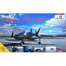 Amodel 1/72 Американский легкий многоцелевой самолет Cobalt Co50 Valkyrie. № AMO_72372