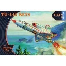 """Clear Prop 1/72 Советский разведывательный беспилотный летательный аппарат Ту-143 """"Рейс"""". № CP72004"""
