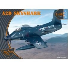 Clear Prop 1/48 Американский палубный многоцелевой штурмовик Douglas A2D Skyshark. № CP4801