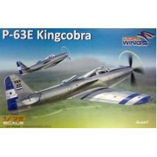 Dora Wings 1/72 Американский истребитель-бомбардировщик P-63E Kingcobra. № 72005