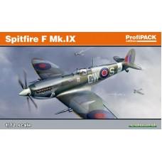 Eduard 1/72 Британский истребитель Spitfire F Mk. IX (Profipack). № 70122