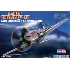 Hobby Boss 1:72 Американский истребитель P-51D Mustang. № 80230