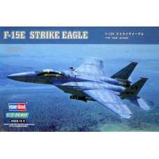 "Hobby Boss 1/72 Американский истребитель-бомбардировщик F-15E ""Strike Eagle"". № HOB_80271"