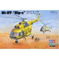 Hobby Boss 1/72 Советский вертолет Ми-8Т. № 87221