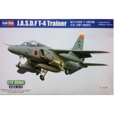 Hobby Boss 1/72 Японский учебно-тренировочный самолёт Kawasaki T-4 JASDF. № 87266