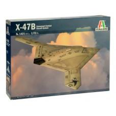 Italeri 1/72 Американский многоцелевой ББЛА X-47B. № 1421