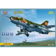 Modelsvit 1/72 Советский истребитель-бомбардировщик Су-17М. № MSV_72011