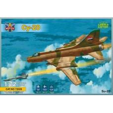 Modelsvit 1/72 Советский истребитель-бомбардировщик Су-20 (изделие С32МК). № MSV_72020
