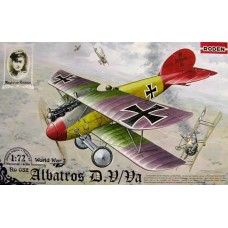 Roden 1/72 Германский истребитель Albatros D.V/D.Va. №  032