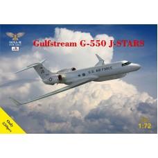 SOVA-M 1:72 Американский самолет дальнего радиолокационного наблюдения Northrop Grumman Gulfstream G-550 J-STARS. № 72017