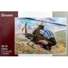 "Special Hobby 1/72 Американский ударный вертолёт Bell AH-1G ""Over the USA & Europe"". № 72278"
