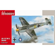 "Special Hobby 1/72 Истребитель HA-1112 M-1L Buchon ""Movie Star"". № 72311"