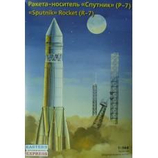 "Eastern Express 1/144 Ракета-носитель (Р-7) ""Спутник"". № 14450"