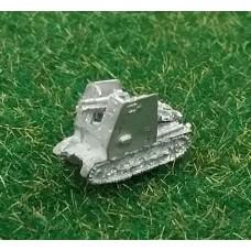 GHQ Models 1/285 Немецкая САУ Sturmpanzer I 15 cm sIG 33 Sfl. № G121a