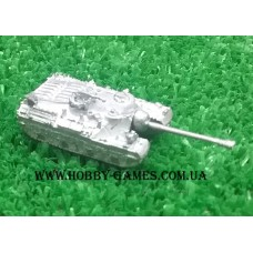 GHQ Models 1/285 Американская сверхтяжёлая САУ T28, 105 mm Gun motor carriage T95. № N538a