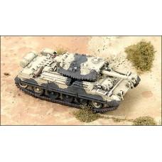 GHQ Models 1/285 Английский средний крейсерский танк Crusader Mk.III. № UK30a