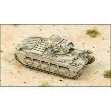 GHQ Models 1/285 Английский средний пехотный танк Матильда МК.II. № UK4a
