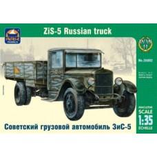 Ark models 1/35 Советский грузовой автомобиль ЗиС-5. № 35002