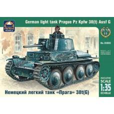 "Ark models 1/35 Немецкий танк ""Прага"" 38(t) Ausf G. № 35003"