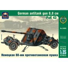 Ark models 1/35 Немецкое противотанковое орудие РаК 43. № 35006