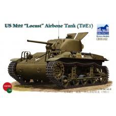 Bronco 1/35 Американский лёгкий аэротранспортабельный танк M22 Locust (T9E1). № CB35162