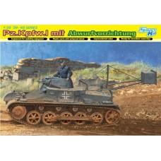 Dragon 1/35 Немецкий инженерно-подрывной вариант лёгкого танка Pz I. № 6480
