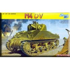 Dragon 1/35 Американский средний танк M4 DV. № 6579