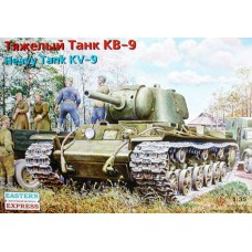 Eastern Express 1/35 Советский тяжёлый танк КВ-9 (Объект 229). № EES_35088