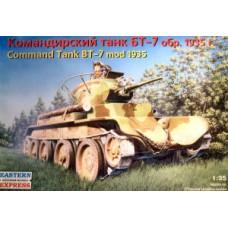 Eastern Express 1/35 Советский лёгкий танк БТ-7, обр.1935 г. № EES_35110