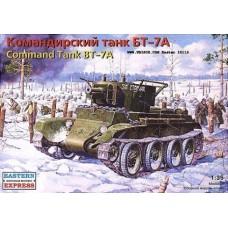 Eastern Express 1/35 Советский лёгкий командирский танк БТ-7А. № EES_35115