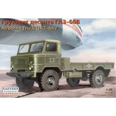 Eastern Express 1/35 Советский грузовик десанта Газ-66. № EES_35133